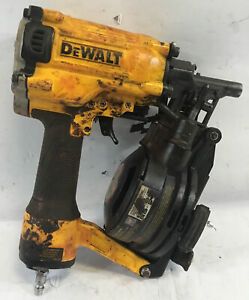 FOR PARTS NOT WORKING Dewalt DCN45RN 15 Degree Roofing Nailer Tool Only