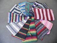 Large Baja Hoodie,Poncho,Drug Rug Jacket, Unisex,Jerga, Surf , Choose color ,new