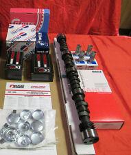 Mercruiser 160 Marine Chevy 250 MASTER Engine Kit Rings+Cam+Bearings+Gaskets