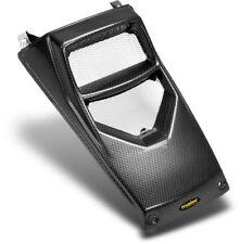 NEW SUZUKI LT 250R PLASTIC BLACK CARBON FIBER CUSTOM HOOD LT250R