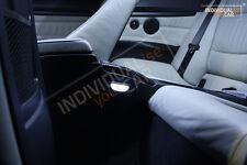 BMW 3er E92 Coupé E93 Cabrio LED Fußraumbeleuchtung hinten Innenraum LEDs
