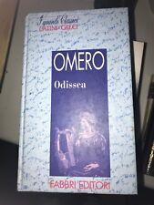 OMERO - ODISSEA - FABBRI EDITORI - 2000