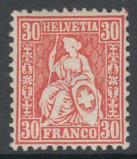 Sonstige schweizer Briefmarken