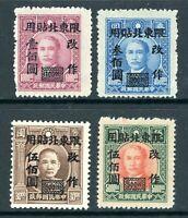 China 1947 Northeast CNC Set Mint R409 ⭐⭐⭐⭐⭐⭐