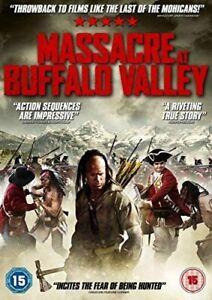 MASSACRE AT BUFFALO VALLEY  - DVD**USED LIKE NEW**FREE POST**