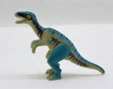 Vélociraptor PLAYMOBIL dinosaures à RAPTOR Age de pierre Dino Animal Grotte