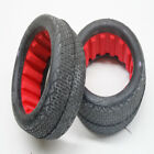AKA 13120CR 1/10 Buggy EVO TYPO 4wd Rear (Clay) with RED Inserts (2)
