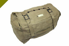 Original sac de transport sac olive sac Camping Extérieur migration Cotton OTAN