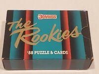 1988 DONRUSS THE ROOKIES FACTORY SEALED Set Grace Wells etc