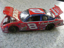 2001 NASCAR Monte Carlo Diecast #8 Dale Earnhardt Jr  Bud Racing Stock Car