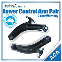 PAIR FRONT LOWER CONTROL ARM FOR NISSAN X-TRAIL T32 03/2014 - ONWARDS LH&RH