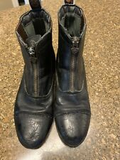 Youth Ariat Paddock Boots Size 4
