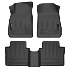 Husky Liners 99101 WeatherBeater Front & 2nd Seat Floor Liners For Chevy Impala