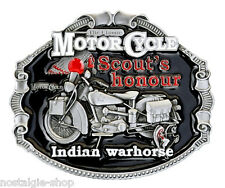 Indian Motorsycle  Rockabilly Buckle o. Biker,Rock`n Roll Gürtelschnalle