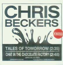 """7"""" Chris Beckers/Tales Of Tomorrow (D) Re Mastered"""