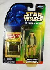 Rebel Fleet Trooper Power of the Force 1997 Star Wars Green Card Action Slide