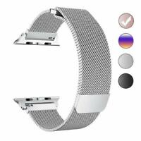 Milanese Sport Wristband with Adjustable Magnet Clasp Apple Watch Series 4/3/2/1
