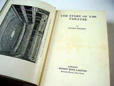 GLENN HUGHES: THE STORY OF THE THEATRE~1928~REVISED EDITION