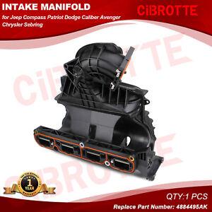 Intake Manifold for Jeep Compass Patriot Dodge Caliber Chrysler Sebring L4 2.4L