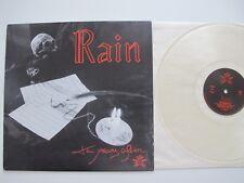 RAIN Ten years Afte private LP 1991 Sysma Records Italian heavy metal Adramelch