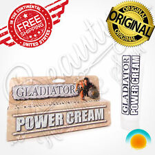 Gladiator Male Climax Delay Cream Benzocaine Desensitizing last longer erection