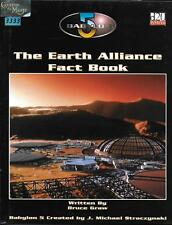 Babylon 5 RPG 2nd Edition - the Earth Band Postman Book RPG