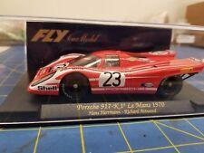 Fly C53 Porsche 917-K 1° Le Mans 1970 Herrmann & Attwood 1/32 Slot Car