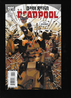 Deadpool #11 by Daniel Way & Paco Medina 2009 Dark Reign Marvel Comics OOP