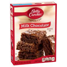 Betty Crocker Milk Chocolate Brownie Mix 18.4 Oz