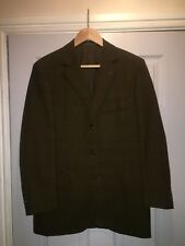 aquascutum suit jacket 38 boss all saints barbour