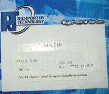 Mass Air Flow Sensor - Richporter MA116