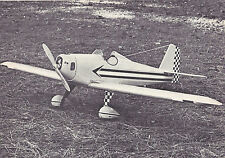Southern Belle Sport Plane Plans, Templates and Instructions 66ws