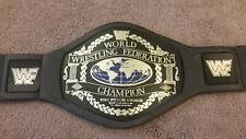 1988 WWF WWE Wrestling Belt Champion Foam Kids Titan Sports VTG