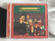 CORNERSHOP - WHEN I WAS BORN FOR THE 7TH TIME CD NEAR MINT