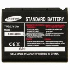 AB603443CU BATTERIE ORIGINAL SAMSUNG pour SCH-U650,SCH-U810,SCH-U700