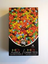 HD Puzzle Jelly Beans by Cardinal Games 500 Pieces