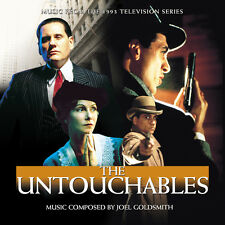 The Untouchables-Music from 1993 TV series by Joel Goldsmith