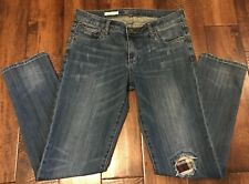 KUT from KLOTH women's ripped JEANS size 4 long RETAIL at $90