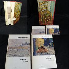 Cesare Pavese Romanzi – Einaudi 1961 – Vol. I-II