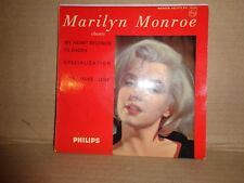 marilyn monroe french ep