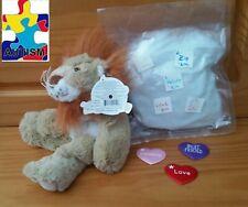 "Lion ""Dan D."" Build A Buddy Stuffed Animal Teddy Mountain"