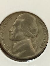 Lot of 6 Jefferson Wartime Nickels All 1941-1945 Dates