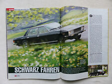 Monteverdi High Speed 375/4 310 PS - Oldtimer - Auto Motor Sport Heft 14/2010