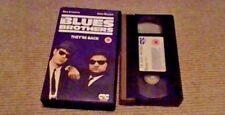 THE BLUES BROTHERS CIC UK PAL VHS VIDEO John Landis John Belushi Dan Aykroyd