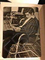 ELVIS CANDID ORIGINAL 3x5 PHOTO 002
