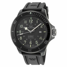 NEW GLYCINE 46MM COMBAT SUB SWISS AUTOMATIC SAPPHIRE CRYSTAL WATCH , GL0288