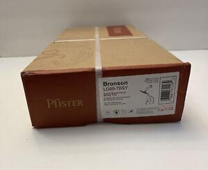 Pfister LG89-7BS Bronson Pressure-Balancing Shower Faucet Trim - Bronze