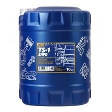 10 (1x10) Liter MANNOL 15W-40 TS-1 SHPD LKW Motoröl/ Schlepper/ Traktor/ Bus