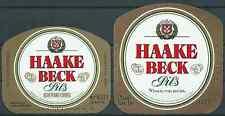 Haake Beck Pils, brème brasserie Etiquette (hb-022)