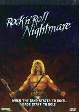 Rock N Roll Nightmare 654930305591 With Jon Mikl Thor DVD Region 1